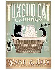 Tuxedo Cat 11x17 Poster front