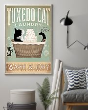 Tuxedo Cat 11x17 Poster lifestyle-poster-1