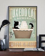 Tuxedo Cat 11x17 Poster lifestyle-poster-2