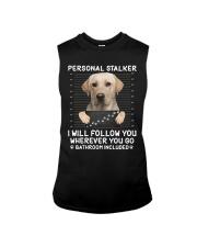 Personal Stalker Sleeveless Tee thumbnail