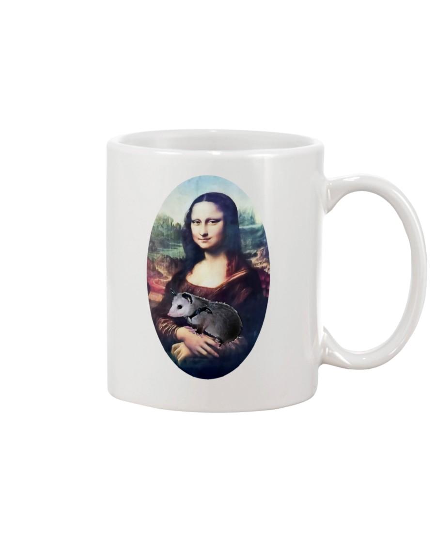 Mona Lisa Painting Mug