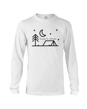 Keep It Simple Long Sleeve Tee thumbnail