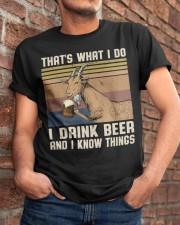 That's What I Do Classic T-Shirt apparel-classic-tshirt-lifestyle-26