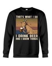 That's What I Do Crewneck Sweatshirt thumbnail