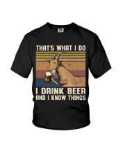 That's What I Do Youth T-Shirt thumbnail