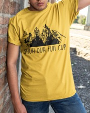 Shuh Duh Fuh Cup Classic T-Shirt apparel-classic-tshirt-lifestyle-27