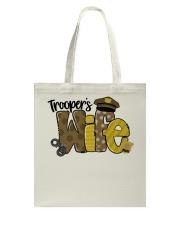 Trooper Wife Tote Bag thumbnail