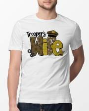 Trooper Wife Classic T-Shirt lifestyle-mens-crewneck-front-13