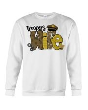 Trooper Wife Crewneck Sweatshirt thumbnail