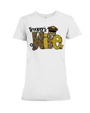 Trooper Wife Premium Fit Ladies Tee thumbnail