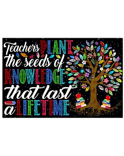 Plants The Seed Of Knowledge