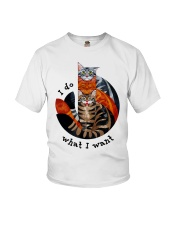 I Do What I Want Youth T-Shirt thumbnail