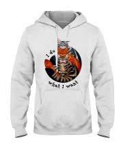 I Do What I Want Hooded Sweatshirt thumbnail