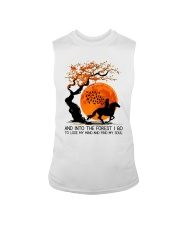 And Into The Forest I Go Sleeveless Tee tile