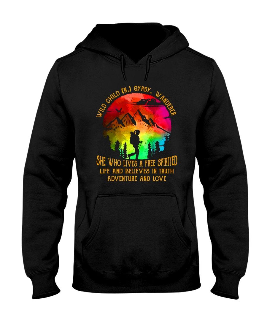 Wild Child Hooded Sweatshirt