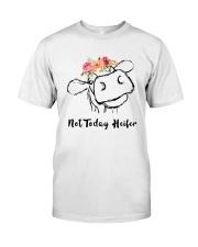 Not Today Heifer Premium Fit Mens Tee thumbnail