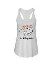 Not Today Heifer Ladies Flowy Tank thumbnail