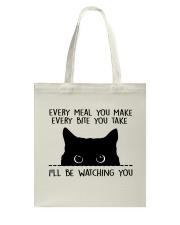 I'll Be Watching You Tote Bag thumbnail