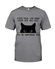 I'll Be Watching You Classic T-Shirt front