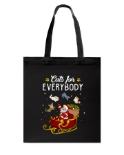 Cats For Everybody Tote Bag thumbnail