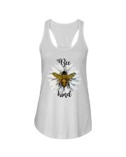 Bee Kind Ladies Flowy Tank thumbnail
