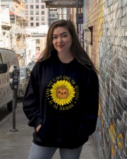 Be The Sunshine Hooded Sweatshirt lifestyle-unisex-hoodie-front-1