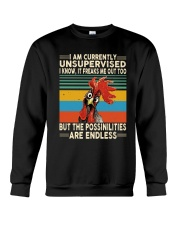 The Possinilities Are Endless Crewneck Sweatshirt thumbnail