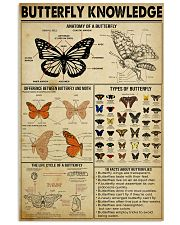 Butterfly Knowledge 11x17 Poster front