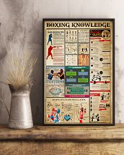 Boxing Knowledge 11x17 Poster lifestyle-poster-3