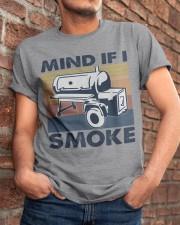Mind If I Smoke Classic T-Shirt apparel-classic-tshirt-lifestyle-26