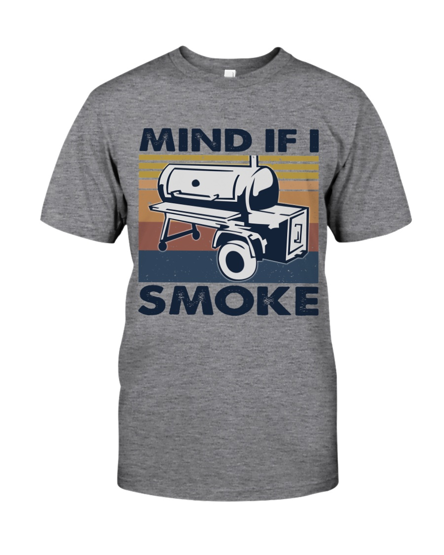 Mind If I Smoke Classic T-Shirt
