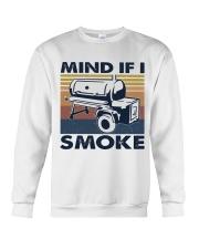 Mind If I Smoke Crewneck Sweatshirt thumbnail