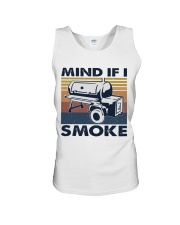Mind If I Smoke Unisex Tank thumbnail