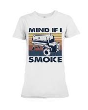 Mind If I Smoke Premium Fit Ladies Tee thumbnail