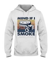 Mind If I Smoke Hooded Sweatshirt thumbnail