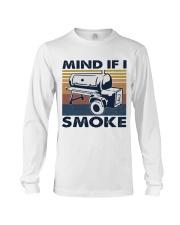Mind If I Smoke Long Sleeve Tee thumbnail