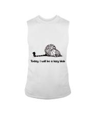 I Will Be A Lazy Blob Sleeveless Tee thumbnail