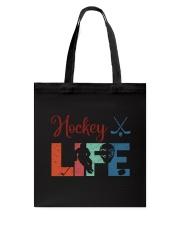 Hockey Life Tote Bag thumbnail