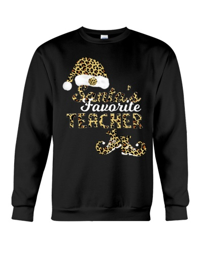 Santa Favorite Teacher