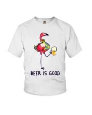 Beer Is Good Youth T-Shirt thumbnail