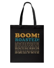 Boom Roasted Tote Bag thumbnail