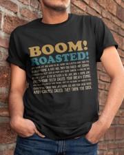 Boom Roasted Classic T-Shirt apparel-classic-tshirt-lifestyle-26