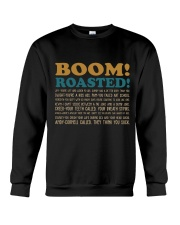 Boom Roasted Crewneck Sweatshirt thumbnail