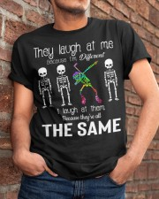 Because I'm Different Classic T-Shirt apparel-classic-tshirt-lifestyle-26