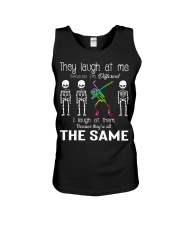 Because I'm Different Unisex Tank thumbnail