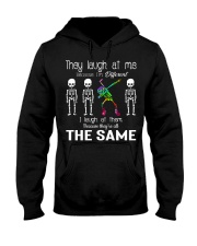Because I'm Different Hooded Sweatshirt thumbnail