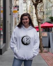 Hello Darkness My Old Friend Hooded Sweatshirt lifestyle-unisex-hoodie-front-2