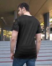 Sloth Hiking Team Classic T-Shirt apparel-classic-tshirt-lifestyle-back-48