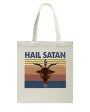 Hail Satan Tote Bag thumbnail