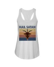 Hail Satan Ladies Flowy Tank thumbnail